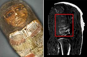 Hamisított múmiák a Vatikáni Múzeumban
