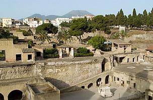 A város látképe