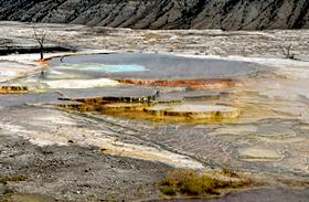 Yellowstone Nemzeti Park szupervulkán