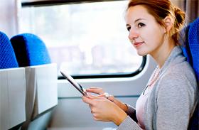 Zaklatás a vonaton