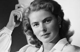 100 éve született Ingrid Bergman fotók