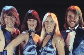 ABBA első fellépés 30 éve