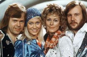 Az ABBA tagjai régen és ma