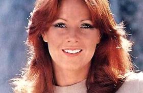 Az ABBA Fridájának meztelen fotója