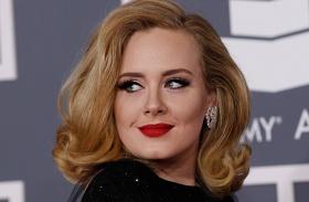 Adele smink nélkül