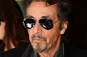 Al Pacino barátnője Lucila Sola