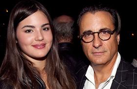 Andy Garcia lánya szexi ducimodell lett