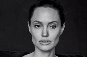 Angelina Jolie rák
