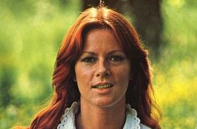 Anni-Frid Lyngstad ABBA 71 éves