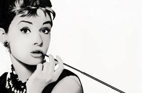 Audrey Hepburn unokája