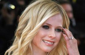 Avril Lavigne beteg