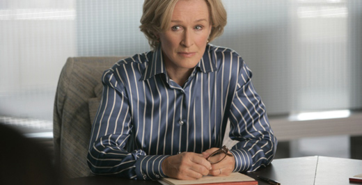 Glenn Close nyomoz