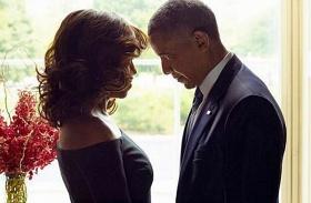 Barack Michelle Obama esküvői fotók