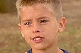 Ben Jóbarátok Cole Sprouse felnőtt