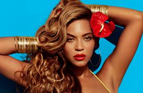 Beyoncé merész ruhája