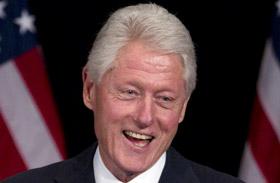 Bill Clinton szeretője