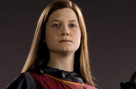 Bonnie Wright Harry Potter