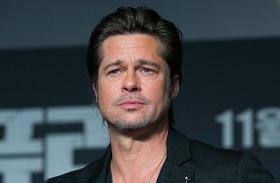 Brad Pitt lefogyott válás