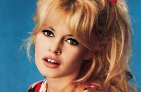Brigitte Bardot 18 éves balett