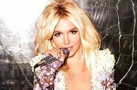 Britney Spears baki színpad