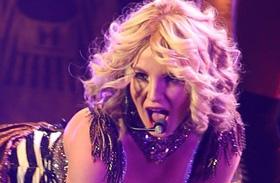 Britney Spears Las Vegas koncert