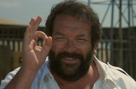 Bud Spencer fiatalon