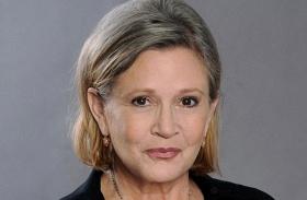 Carrie Fisher megjósolta a halálát