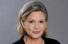 Carrie Fisher otthona