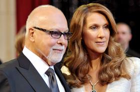 Céline Dion férje meghalt