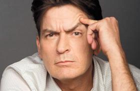 Charlie Sheen megfenyegette a lányát