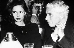 Oona O'Neill és Charlie Chaplin