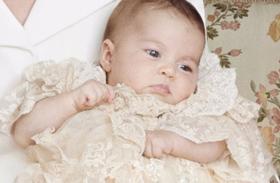 Friss fotók Charlotte hercegnőről