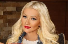 Christina Aguilera Voice új külső