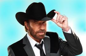 Chuck Norris egykor és most