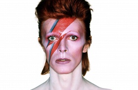 David Bowie kamaszlánya