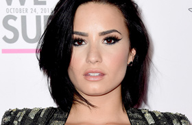 Demi Lovato zuhanyzós fotó