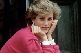 Diana hercegnő családi fotók