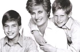 Diana családi fotóalbum