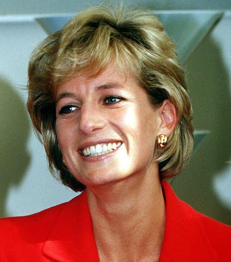 Diana hercegnő élete képekben