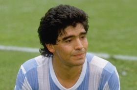 Diego Maradona szerelemgyerek