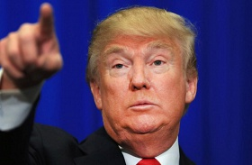 Donald Trump otthona