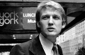 Donald Trump sztárok Studio 54