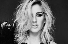 Ellie Goulding Grammy ruha