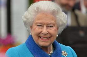 Erzsébet királynő 90. születésnap