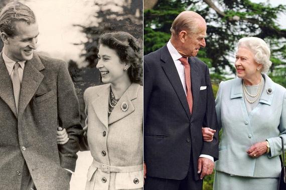 Mintha el sem telt volna az a 69 év! Fülöp herceg még mindig olyan szerelemmel tekint Erzsébet királynőre, mintha csak most mondták volna ki egymásnak a boldogító igent.