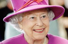 Erzsébet királynő portré