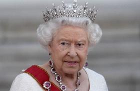 Erzsébet királynő Twitter-üzenet
