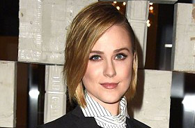 Evan Rachel Wood párja Katherine Moennig