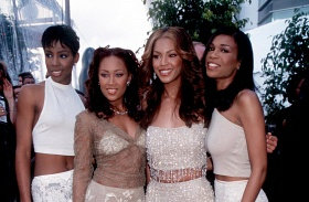 Farrah Franklin Destiny's Child részeg