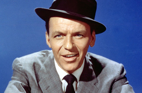 Frank Sinatra sosem látott fotókon
